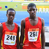 Cornwall College athlethes