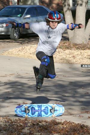 Chance & Jacob's Big Jumps