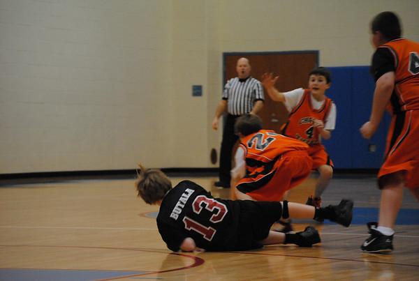 Chardon 5th Grade Travel Basketball VS Chagrin Falls