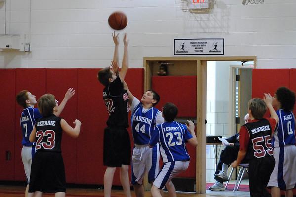 Chardon 5th Grade vs Madison 6th Grade