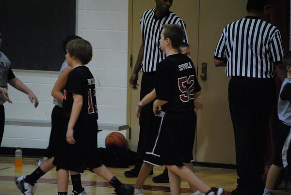Chardon Tourney - Chardon 5th Grade vs Howland 6th Grade