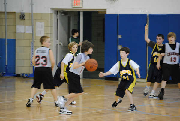 Chardon Travel 5th Grade Basketball vs Solon