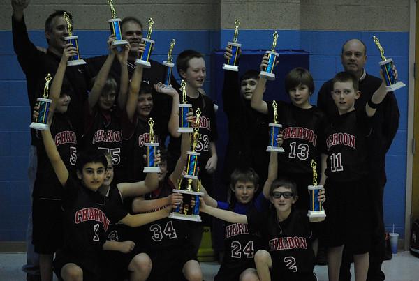 Chardon 5th Grade vs Solon Blue - League Championship