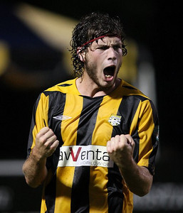 2010 Charleston Battery Home Jersey.  Jersey by Umbro, Sponsor AvVenta.   The Battery would go on to win it thrid championship in 2010.