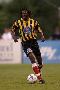 2004 Charleston Battery home Jersey,  Jersey by Lotto, sponsored by Saab.