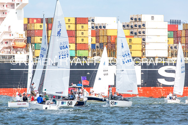 Charleston Race Week 2017-J24 & J22