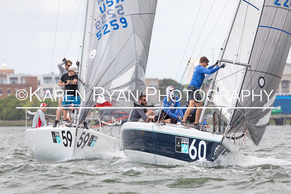 Charleston Race Week 2018 - Flying Tiger, J/22, J/24
