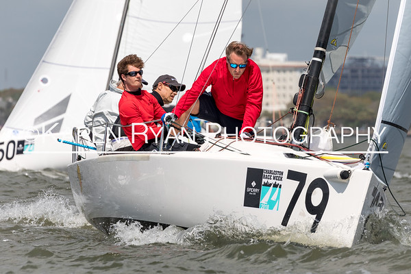 Charleston Race Week 2018 J/70