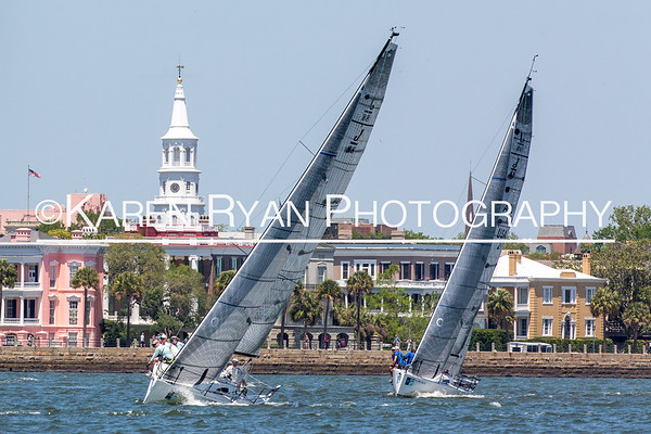 Charleston Race Week-VX,  J88 & J80