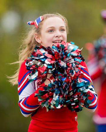 2014    Chartiers Valley Middle School Cheerleaders