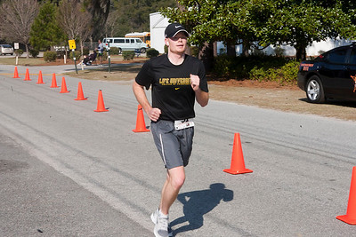 Chase & Gary half Marathon