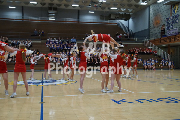 Castle South Cheer 2017