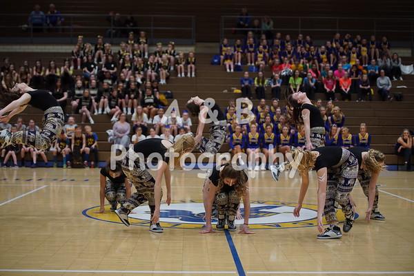 Tecumseh High School Dance 2018