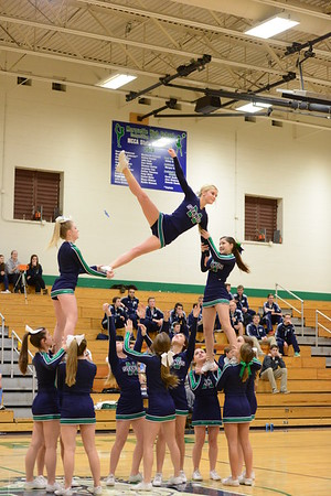 Cheer 2014-2015 Basketball