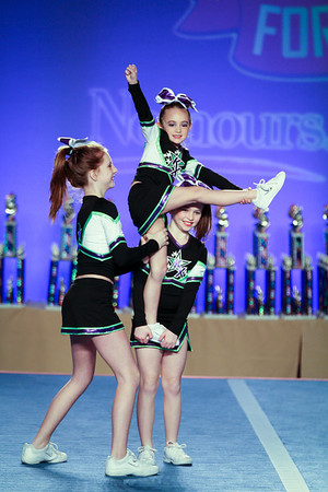 Cheer Meet Wilmington DE 2012