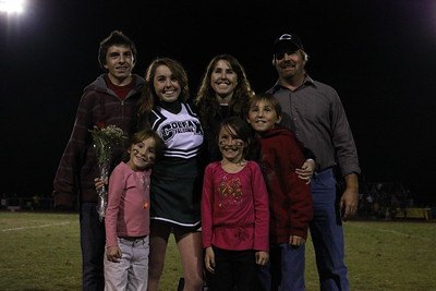2012 Cheer Sr Night