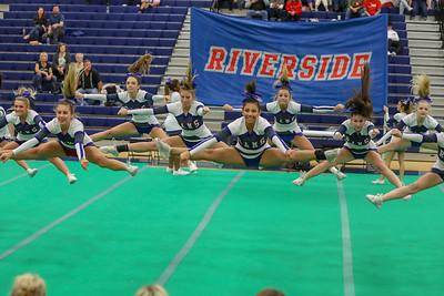Cheer Riverside