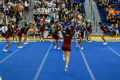 Cheer: Rock Ridge @ Districts 10.17.2018 (by Art Pittman)
