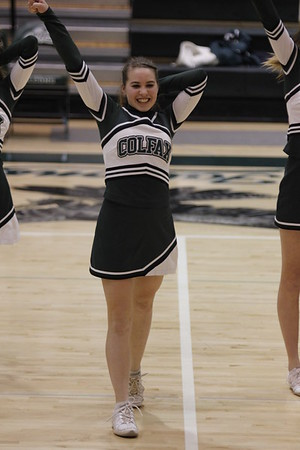 2011 Cheerleading