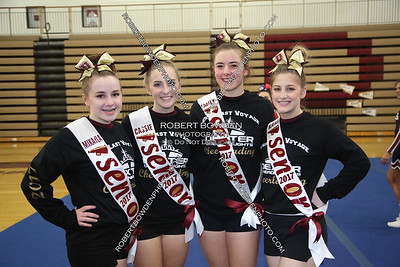 Dexter Competitive Cheer Invitational 2017