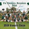 2019 FGR Varsity Cheer Team 8x10