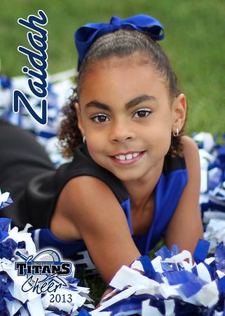 Jr Titans Cheer 2013