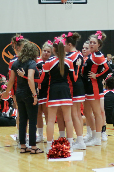 Junior Varsity - Cheer Showcase 2014