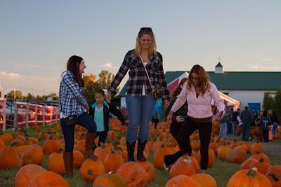 Premier Pumpkin Picking 2014-17
