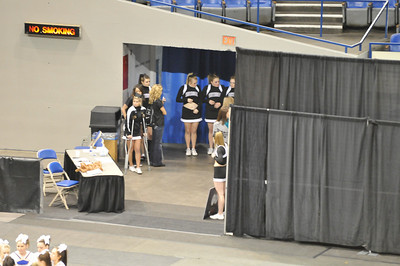 SrHS Cheer - State - 2011