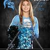 6 - Frankie Barry Livonia Stevenson Cheer Banner