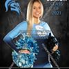 3 - Mary Hurick Livonia Stevenson Cheer Banner