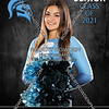 8 - Sophia Spensley Livonia Stevenson Cheer Banner