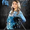 7 - Natalia Gorevski Livonia Stevenson Cheer Banner