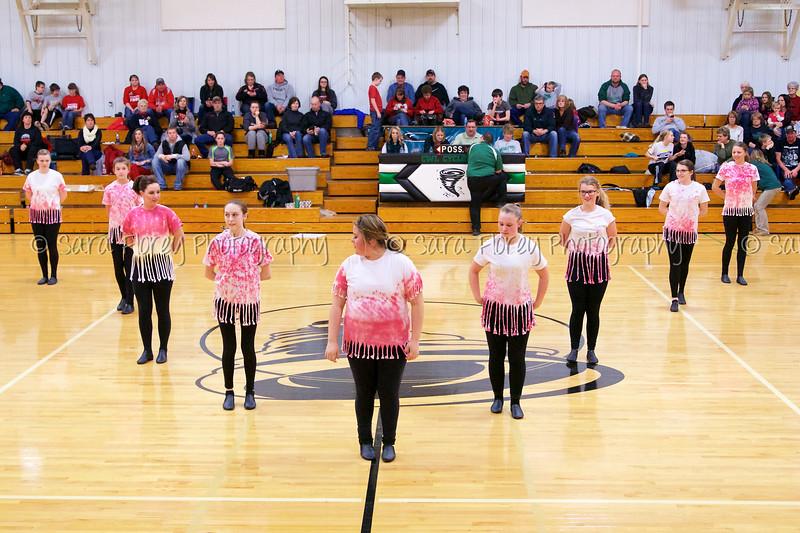 '16 Cyclone Dance Team 1