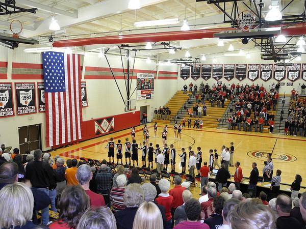 Cheerleaders 01-15-2011