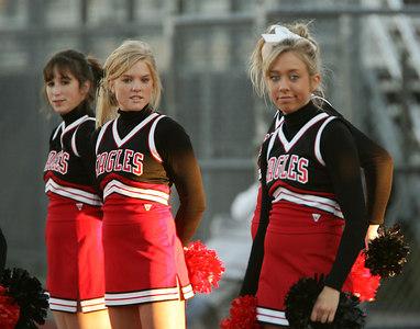 2006 EPHS Soccer Cheerleaders (Oct-5-06)