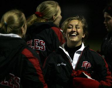 2006 EPHS Soccer Cheerleaders (Oct-17-06)