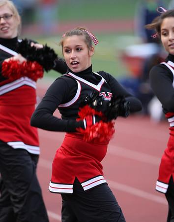 2007 EPHS Soccer Cheerleaders (Oct 16, 2007)