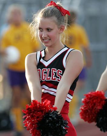 2007 EPHS Soccer Cheerleaders (Sept 4, 2007)