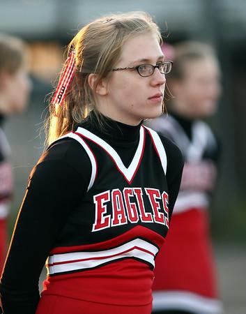 2007 EPHS Soccer Cheerleaders (Sept 27, 2007)