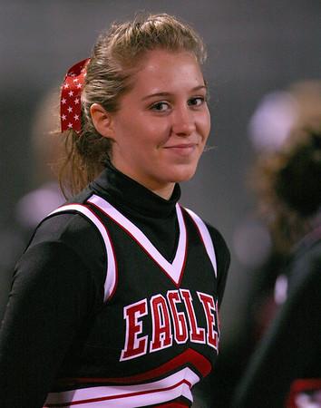 2008 EPHS Soccer Cheerleaders (Sept 11 & 18.  2008)