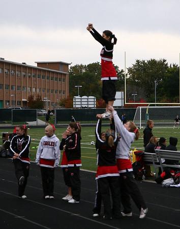 2008 EPHS Soccer Cheerleaders (Oct 14, 208)