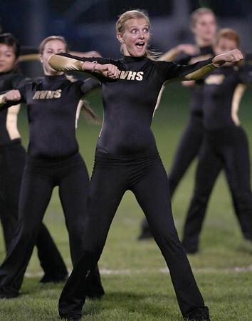 2009 Apple Valley HS Dance Team (Sept 9, 2009)