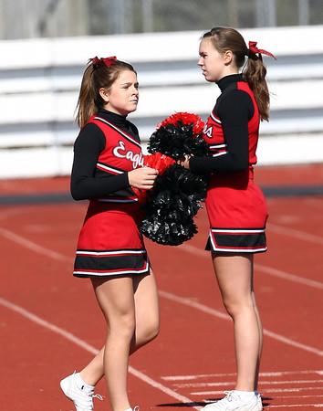 2011 Eden Prairie HS Cheerleaders (Sept 24, 2011)