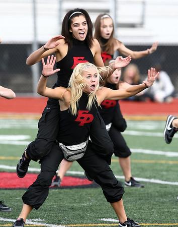2010 Eden Prairie HS Dance Team (Sept 25, 2010)