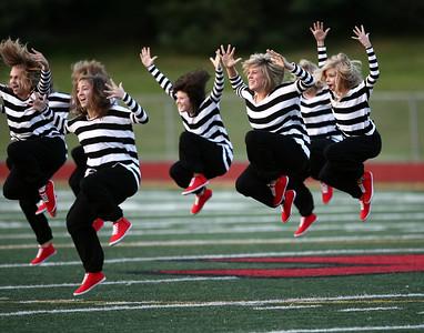 2010 Eden Prairie HS Pom Squad (Sept 14, 2010)