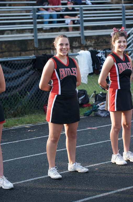 2009 Butler Cheerleaders