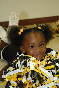 2006 Bulldog Cheerleaders. 2nd & 5th Grade. Wichita, Kansas. Ingram
