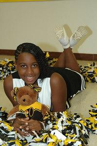 2006 Bulldog Cheerleaders. 2nd & 5th Grade. Wichita, Kansas. Hill