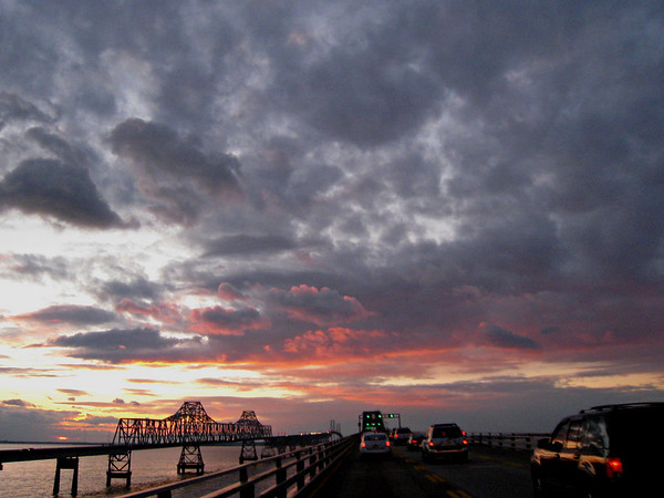 Bay Bridge Sunset 2